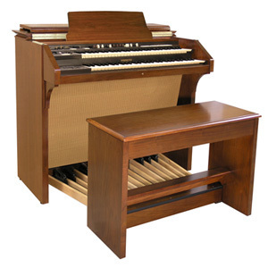The Hammond A-405 Chapel Console Organ