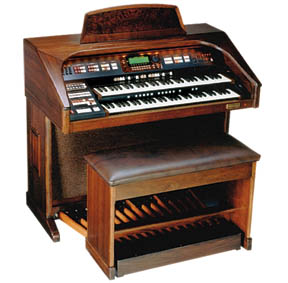 The XH-272 Elegane Hammond Organ